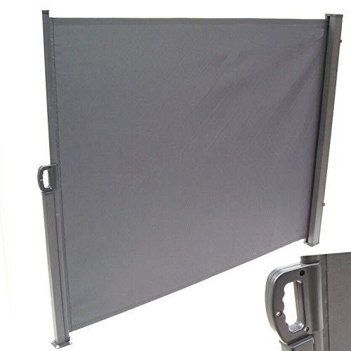 D&L Seitenmarkise 350x200 Sichtschutz Sonnenschutz 56052 Seitenrollo Windschutz AWZ