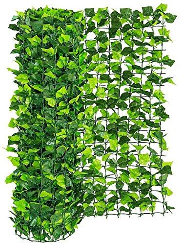 ABC Home Garden Garten Sichtschutzhecke Efeu, Sichtschutz, Blickschutz, Windschutz